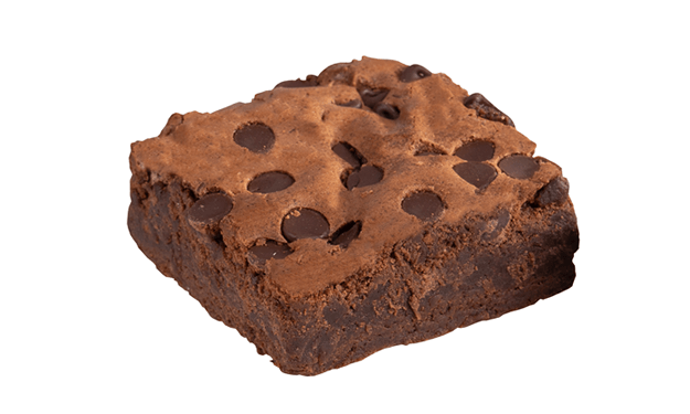 Chocolate Chip Brownie