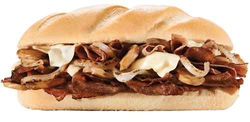 Hot Buttered Cheesesteak<sup>™</sup>