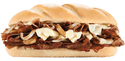 Hot Buttered Cheesesteak<sup>™</sup> BTE